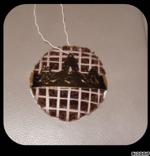 Notre bijou couronne - Fabriquer une couronne en papier ...
